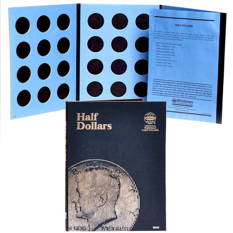 COIN HOLDER - HALF DOLLARS