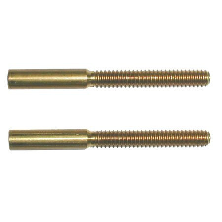SULLIVAN BRASS COUPLERS 4-40