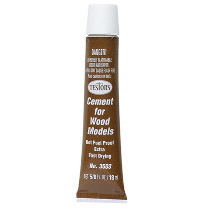 TESTORS WOOD CEMENT FAST 5/8OZ