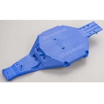 TRAXXAS CHASSIS LOW CG BLU 2WD