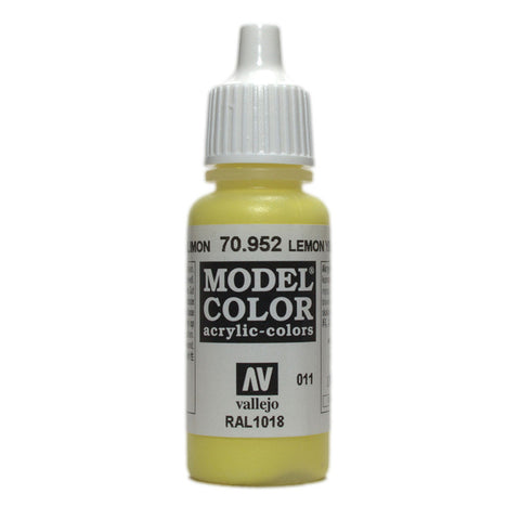 17ML #11 ACRYLIC YELLOW LEMON