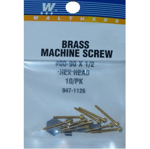 SCREW HEX HEAD 00/90 1/2""
