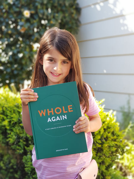 WHOLE AGAIN COOKBOOK