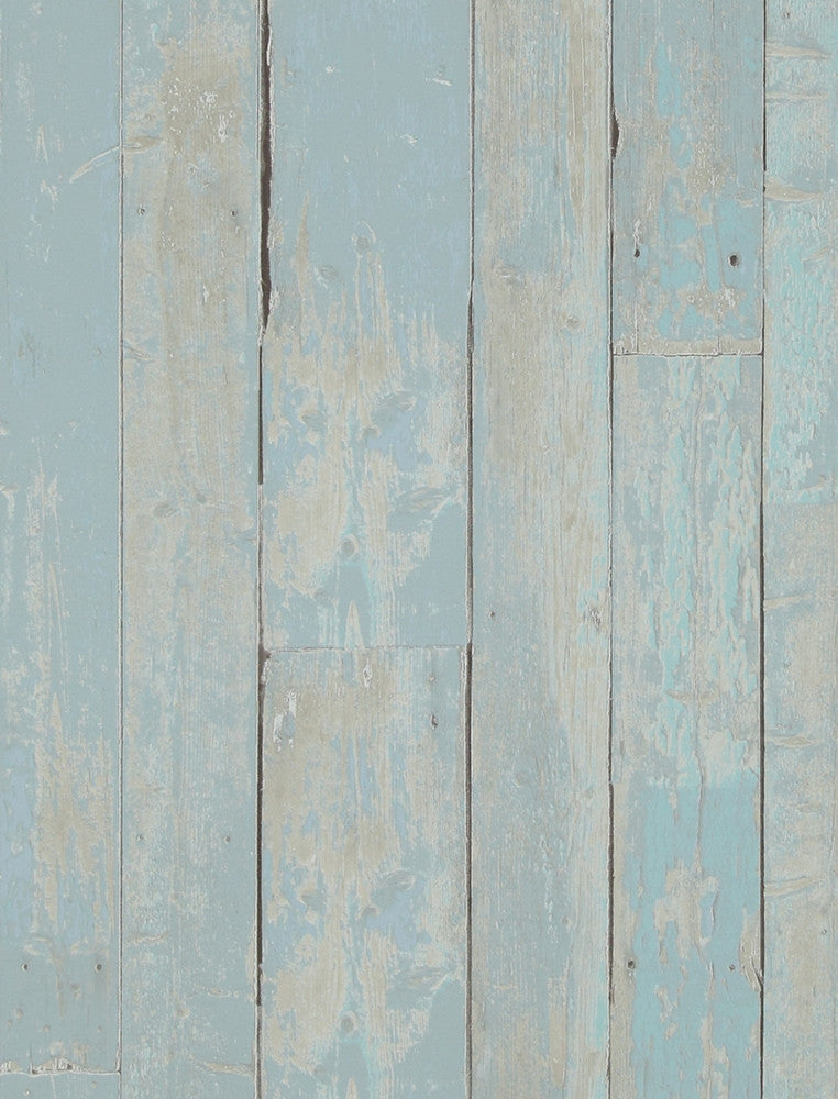 Painted Wood Planks Wallpaper The Couture Rooms