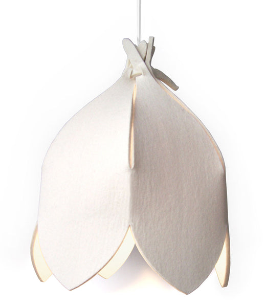 Lotus Felt  Lightshade