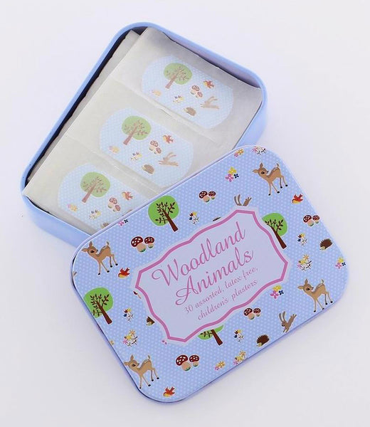 Woodland Animal Plasters