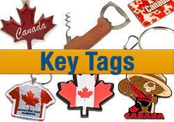 Key Tags & Bottle Openers