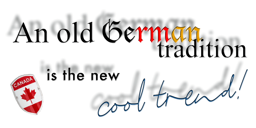 The new cool trend!