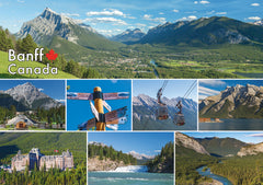 Postcard from Banff National Park