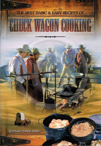 Chuck Wagon Cook Book