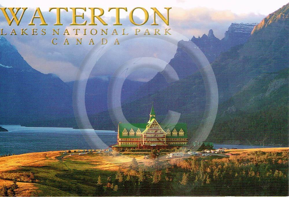Waterton-POW 4x6 Card