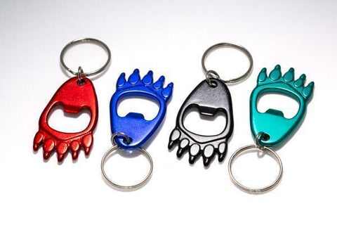 Bear Claw Opener Key Tag