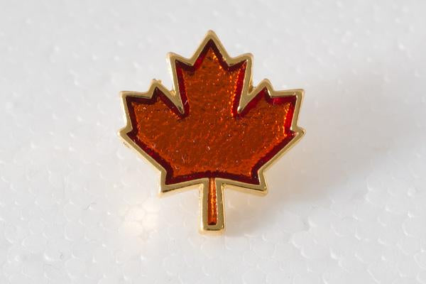 Maple Leaf small Lapel Pin