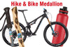 Lake Louise Hike & Bike Medallion