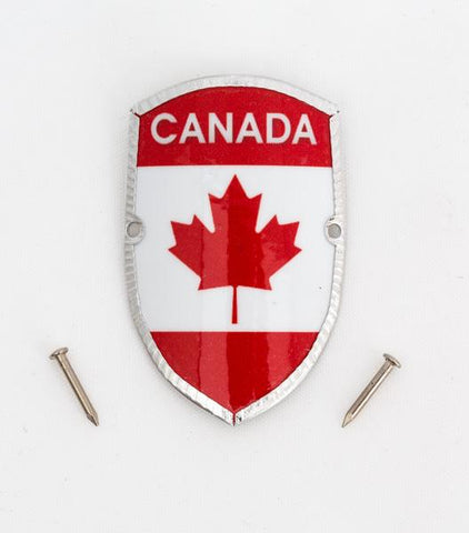 Canada Hike & Bike Medallion