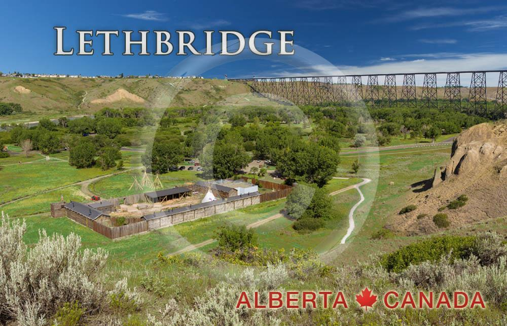 Lethbridge Valley Metal Magnet