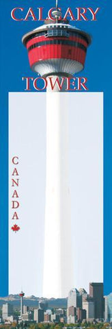 Calgary Tower Notepad