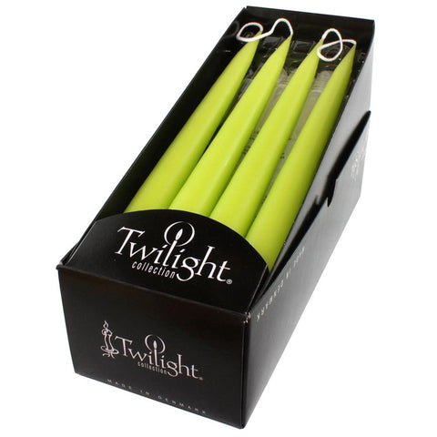 "Candles -  Tapers 12"" Lime"
