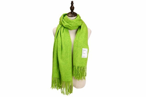 Scarf -Lime Green