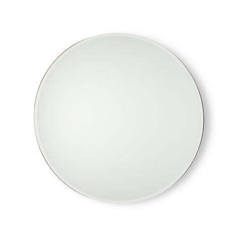 Small Round Floating Mirror