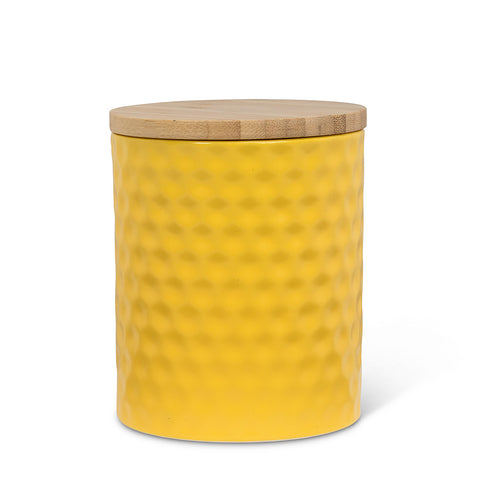 Canister - Medium Yellow