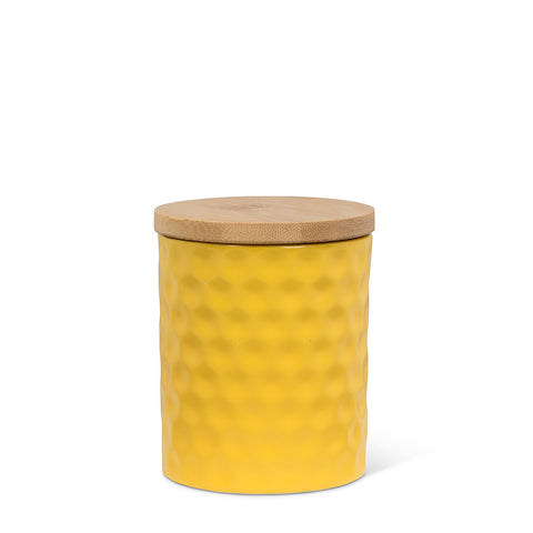 Canister - Small Yellow