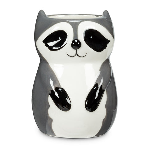 Raccoon Planter/Vase