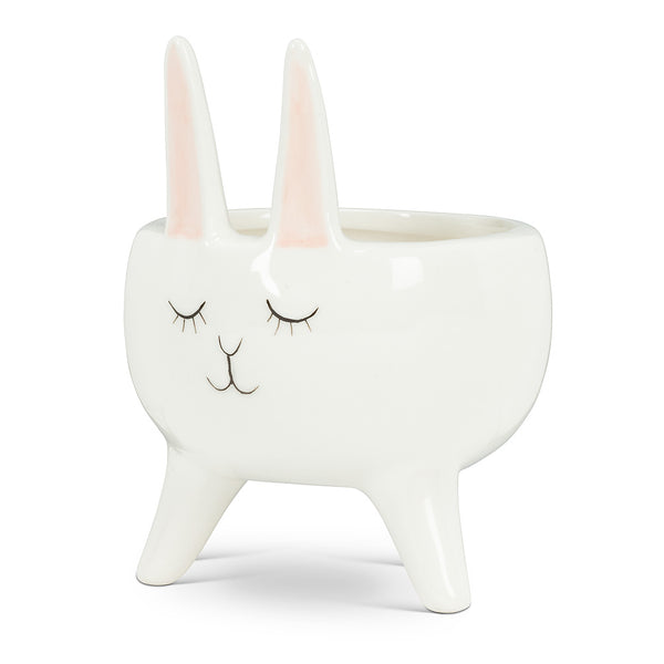 Rabbit Planter/Vase