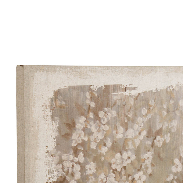 Large Cherry Blossom Canvas