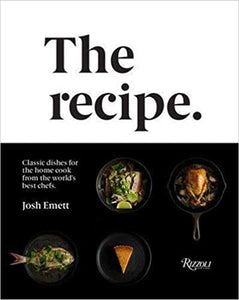 The Recipe CookBook From Rizzoli