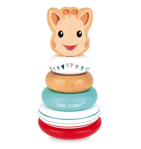 Sophie La Giraffe - Stackable Roly-Poly