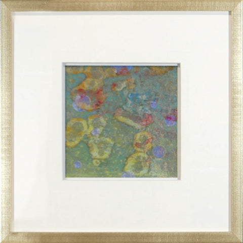 Bubbles Framed Print II