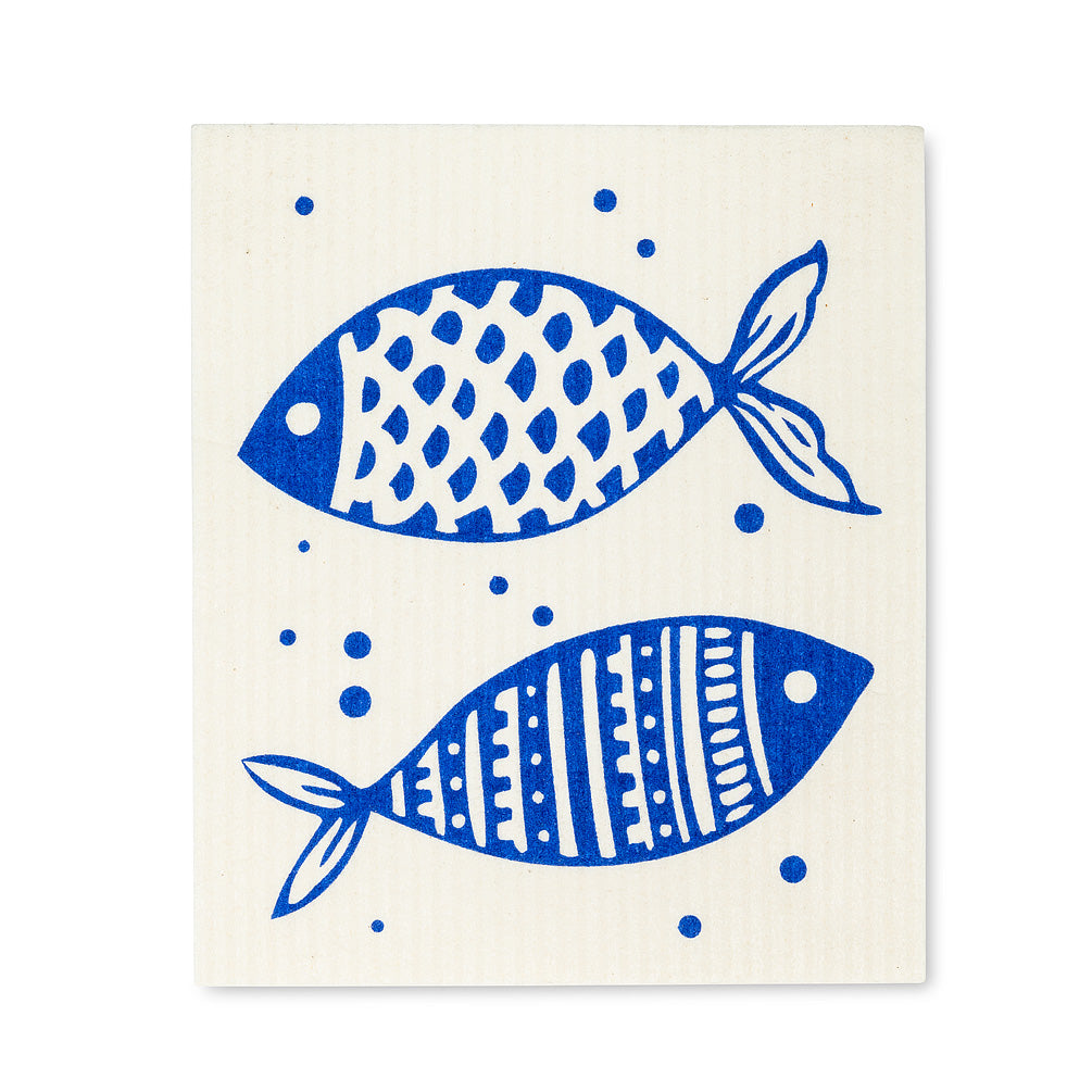 Fish Dish Cloth II