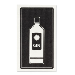Swedish Dish Cloth Gin
