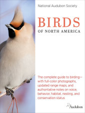 National Audubon Society Birds Of North America - Book
