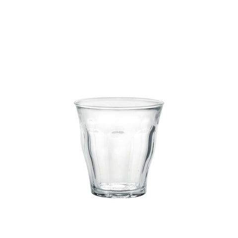 Set of 6 French Duralex Glasses 7 3/4 oz.