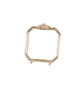 Gold Footed Frame