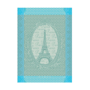 Eiffel Vintage Tea Towel