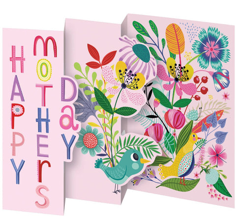 Mother's Day Pop-Out Card