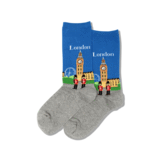 Ladies London Socks