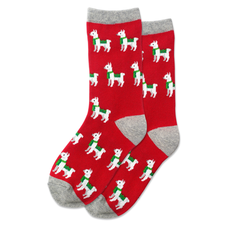Kids Lama Socks