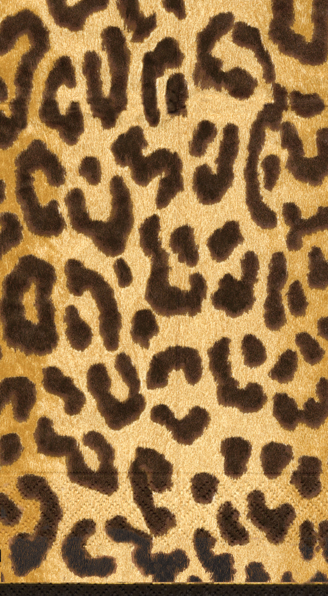 Animal Print Paper Napkins