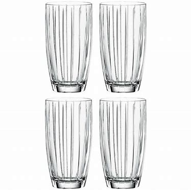 Spiegelau Milano Longdrink Glasses Set of 4