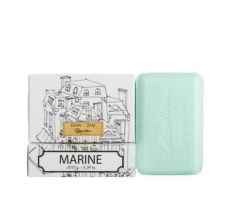 Lothantique Bar Soap - Marine