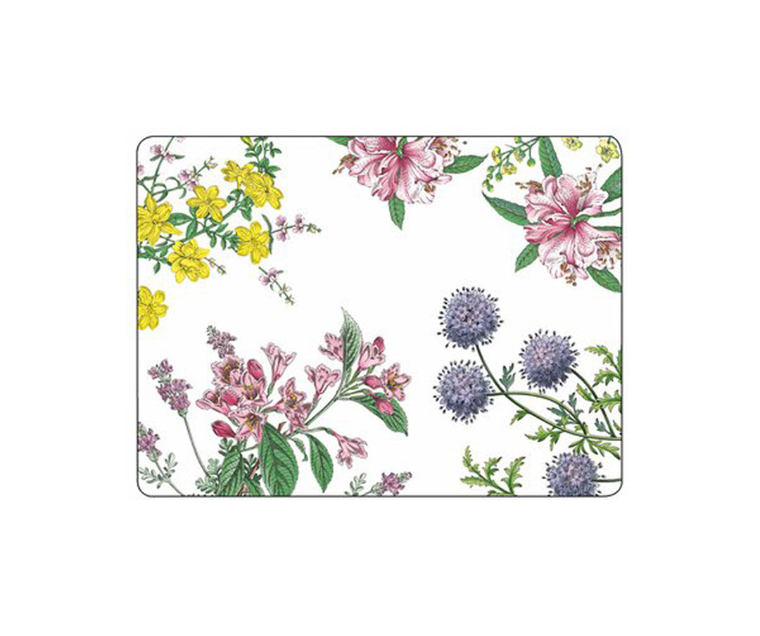 Pimpernel Stafford Blooms Lunch Placemats