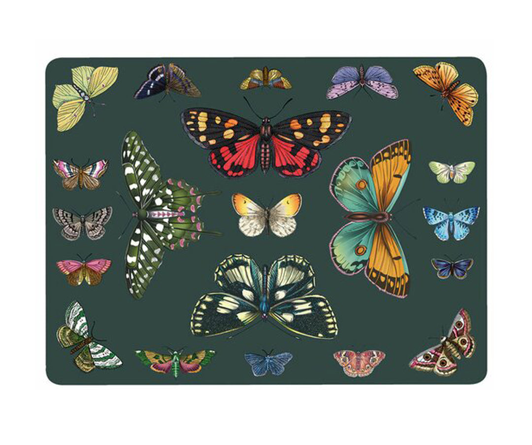 Pimpernel Botanic Garden Harmony Set of 4 Placemats