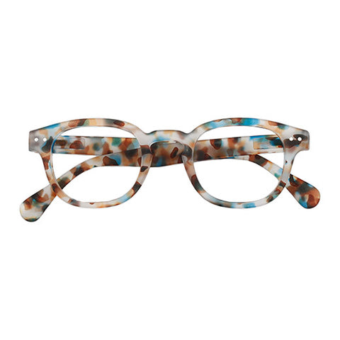 Izipizi Reading Glasses - Blue Tortoise