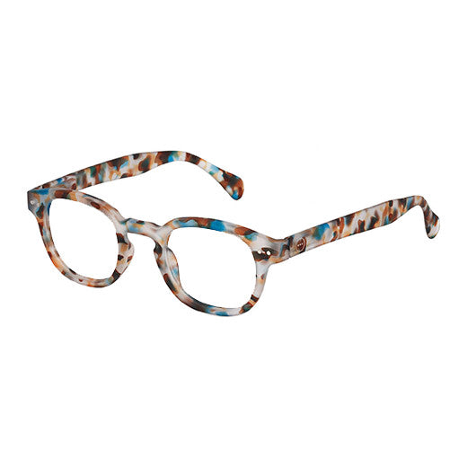 See Concept Reading Glasses - Blue Tortoise