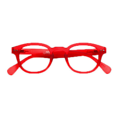 Izipizi Reading Glasses - Red