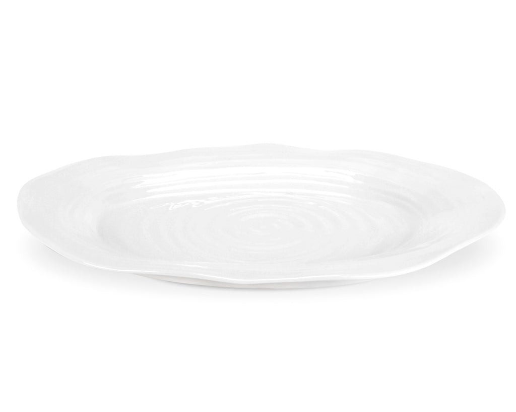 Sophie Conran White Oval Platter Large